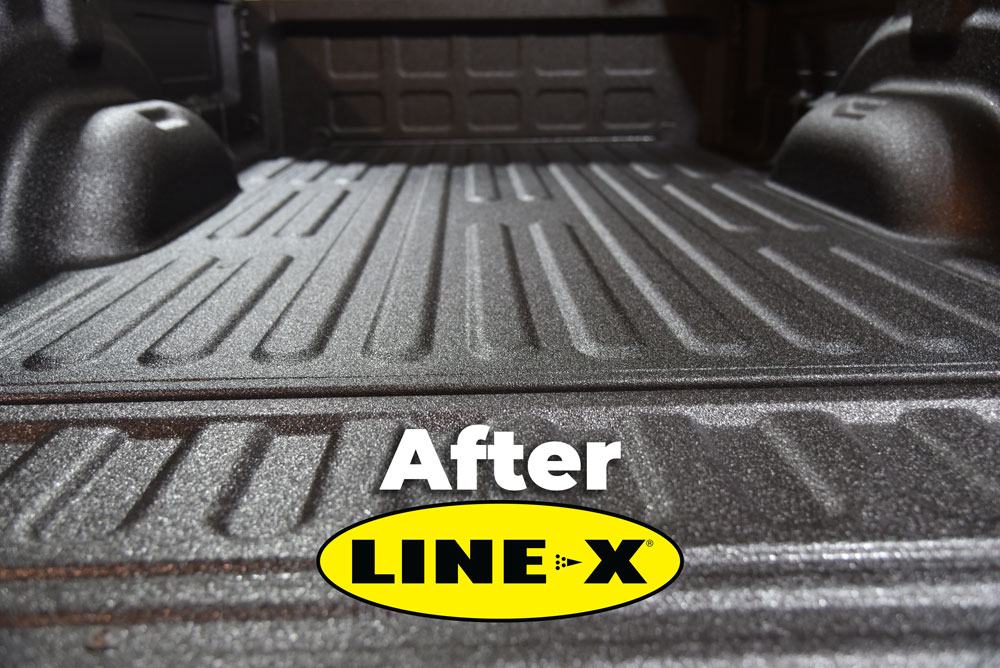 How Much Does Line X Cost >> How Much Does A Line X Bed Liner Cost Line X Of South